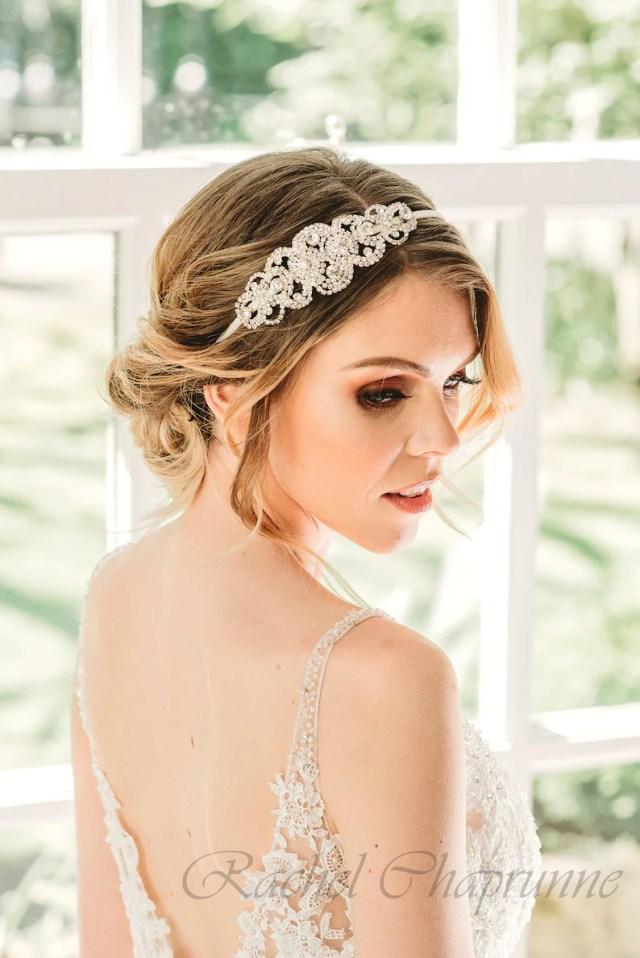 vintage bridal hair accessories, vintage bridal hair piece, 1920s wedding headpiece, wedding hair piece vintage, gatsby wedding headpiece