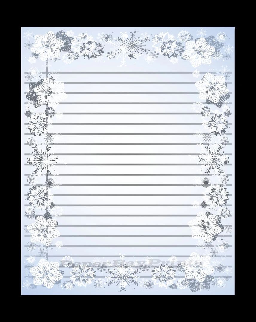 snowflake stationary