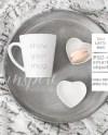 12oz Latte Mug Mockup Psd Smart Object 12oz Coffee Mug Etsy