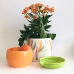 Ceramic Spoon Rest Ceramic Spatula Rest Orange Spoon Rest Lime Spoon Rest Pottery Spoon Rest Potters Spoon Rest Stove Spoon Rest
