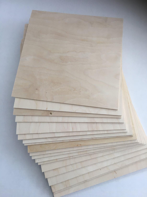 1 Birch Plywood