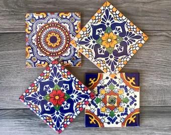spanish tile etsy