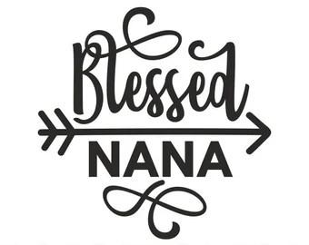 Nana svg   Etsy