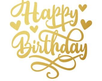 Download Birthday svg | Etsy