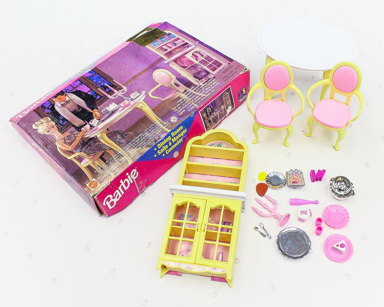Barbie Küche 90er