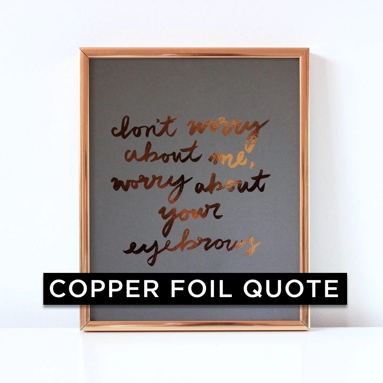 copper foil custom foil