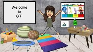 therapy virtual classroom bitmoji backdrop