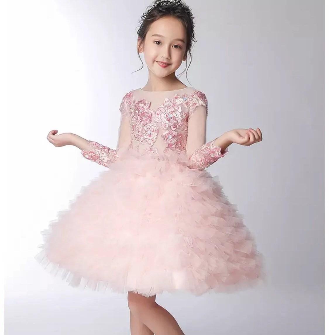 pink princess ballerina tutu