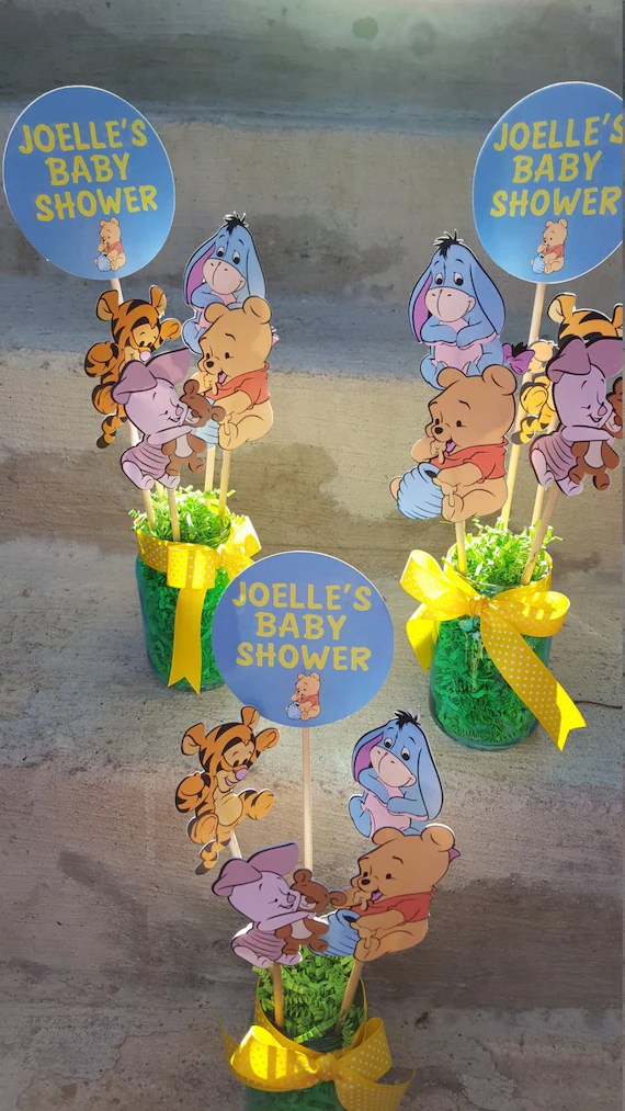 Winnie The Pooh Ideas for Hosting Perfect Baby Shower
