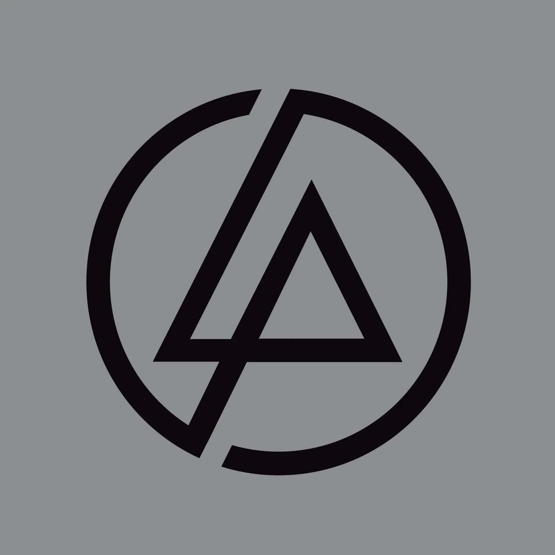 linkin park logo vinyl