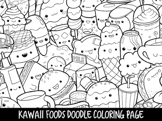coloring pages food # 11