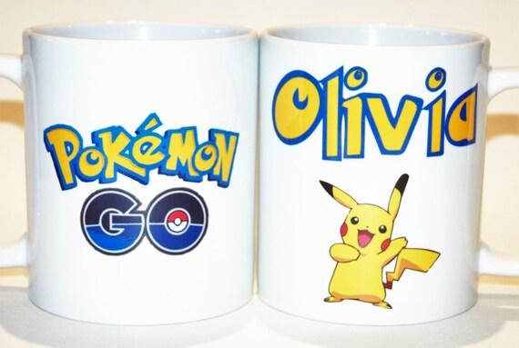 Pokemon Go mug