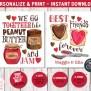 Cute Best Friend Gift For Tween Teen Girls Peanut Butter