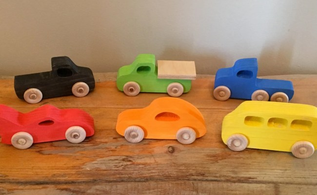 Wooden Toy Cars Toy Car Wood Car Toddler Toy Car Gift Toy