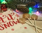 HOLIDAY FLAVORS - Honey Lollipop Suckers {{for a limited time only}}