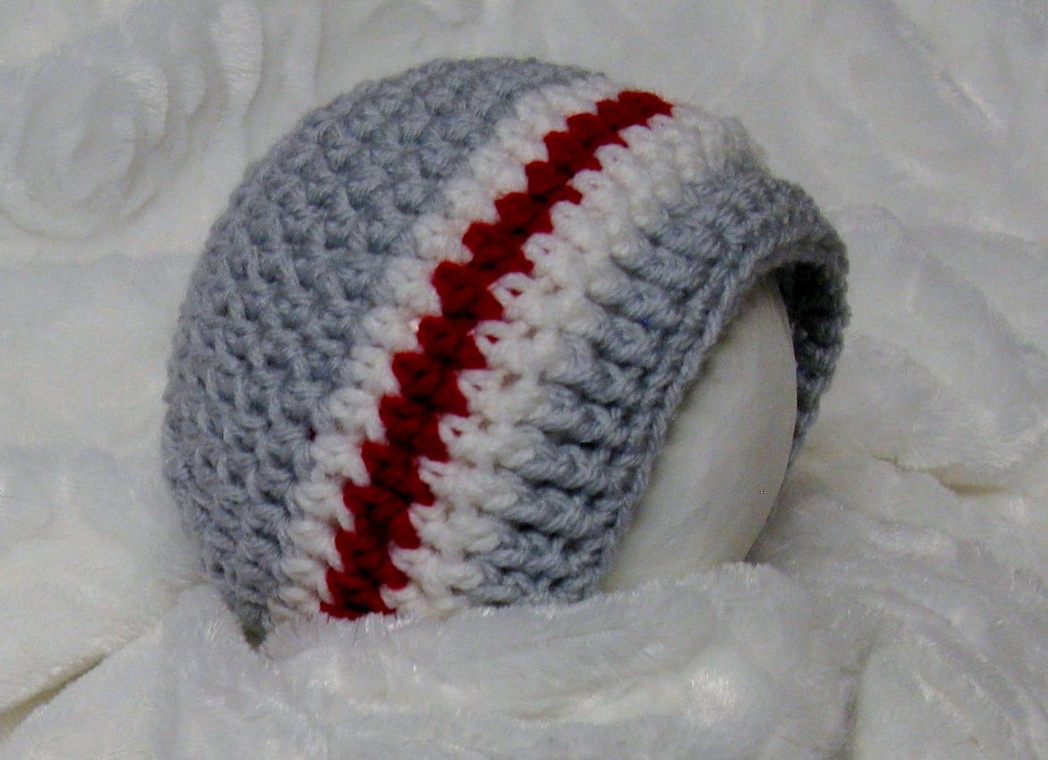 Patron Pdf 38 Bonnet Au Crochet Pour Bébé Style Bas De Laine Patron Facile  Explications En Français 3petitesmailles c5417a04730