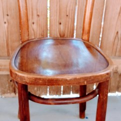 Vintage Bentwood Chairs Hydraulic Stool Chair Etsy Bistro Made In Poland