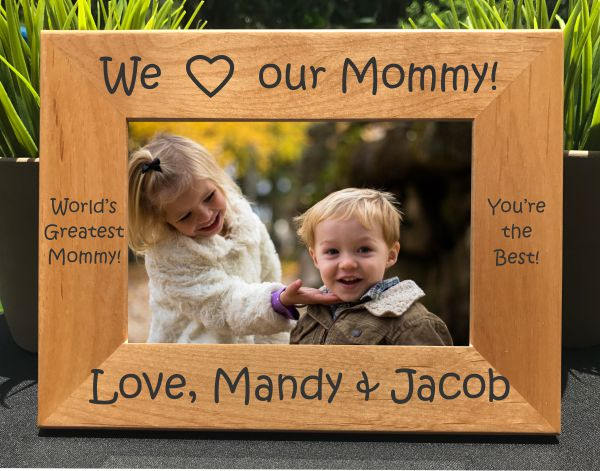 i love my mommy