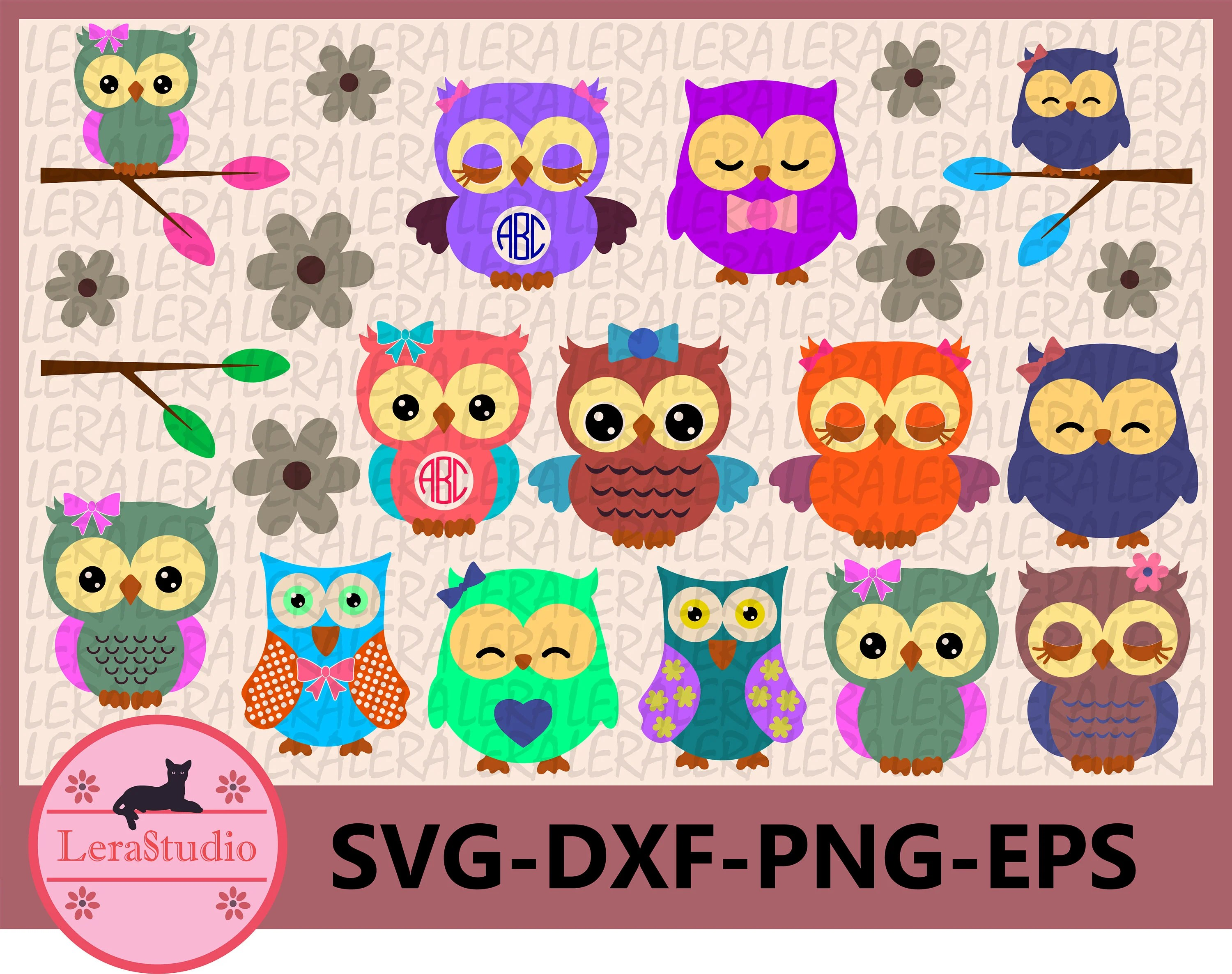 60 off owl monogram