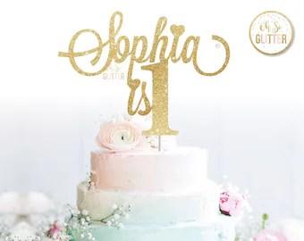Cake Topper Etsy