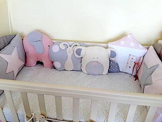 baby bedding set baby bed pillows crib bedding set baby pillow baby cot bedding bed bumpers baby sllep set cot bumper girl gift