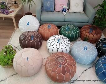 footstool ottoman etsy