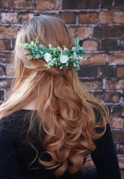 flower crown wedding bridal