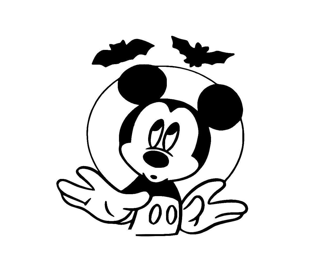 Disney Halloween Svg Files