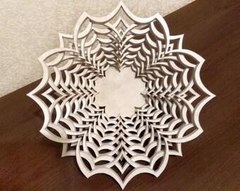 Scroll Saw Basket Weave Patterns