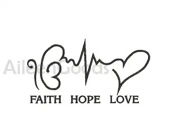 Tattoo Faith Hope Love Picture Download