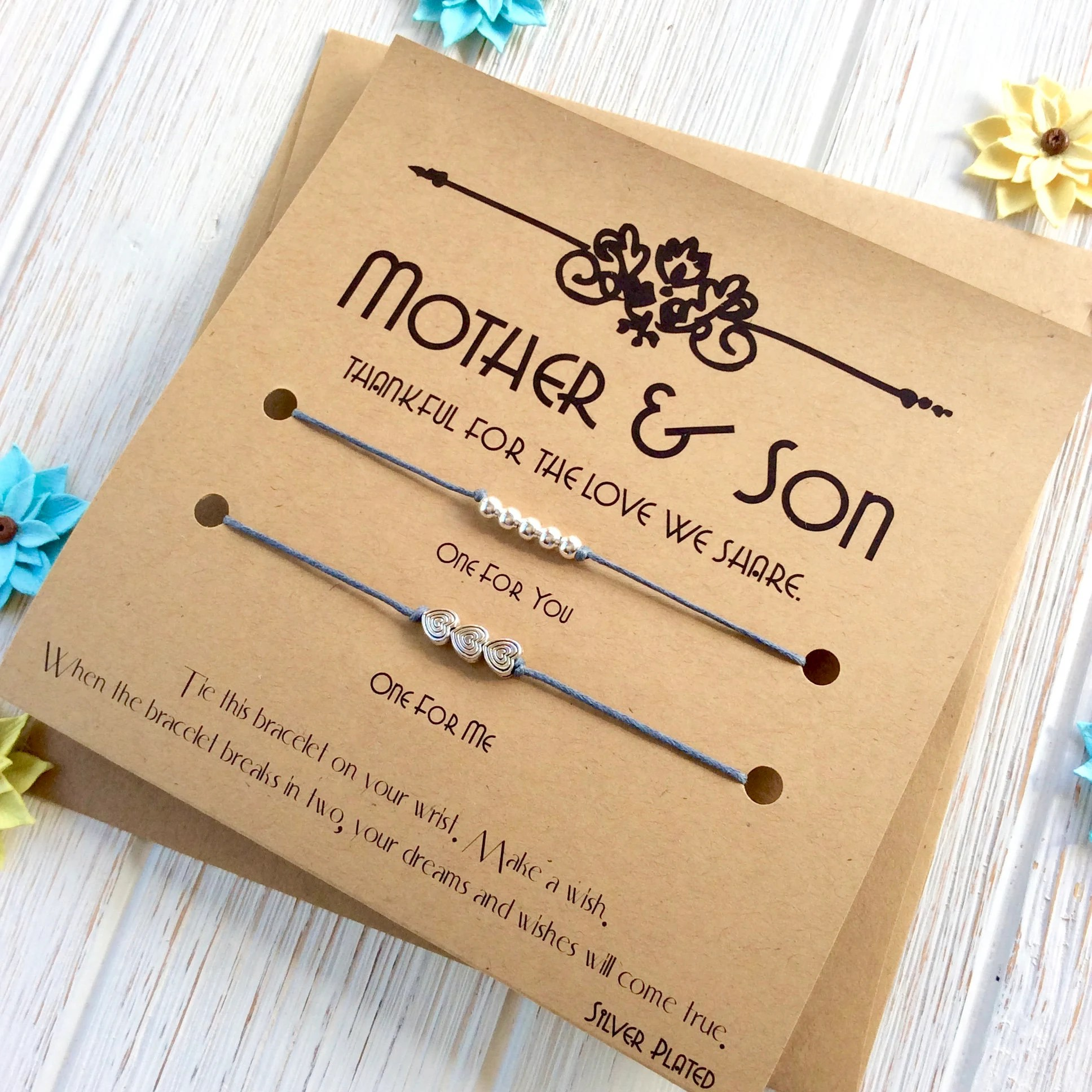 mother son gift etsy