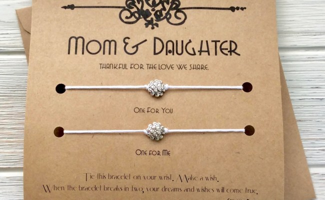 Mothers Day Gift From Daughter Mom Gift Mom Birthday Gift Etsy