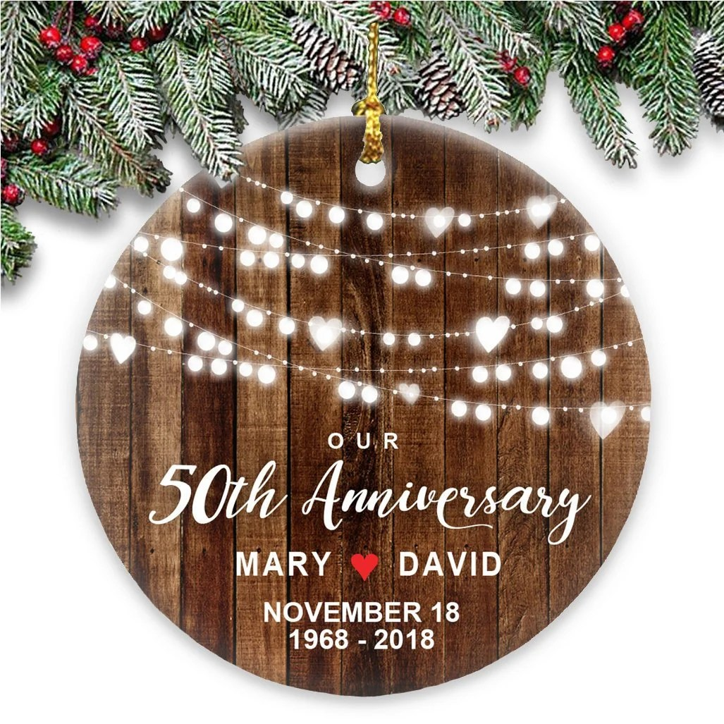 our 50th anniversary christmas