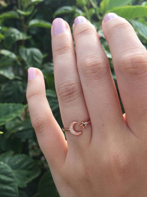 Ring Star : Ring-Star, Ring-Moon, Ring-CZ, Ring-Dainty