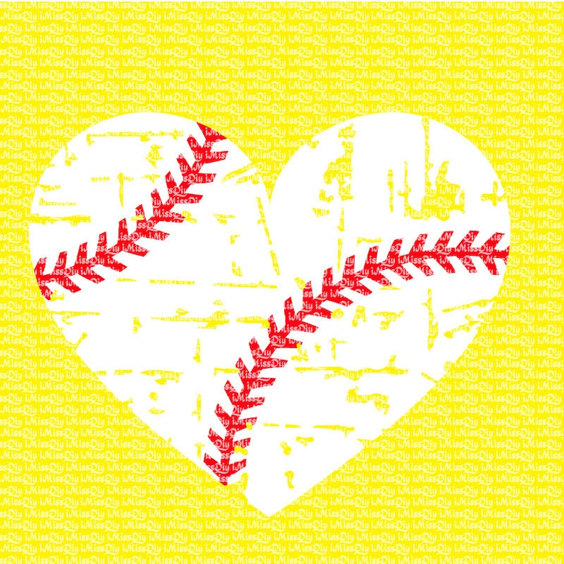 Download Distressed baseball svg mom heart svg sister love baseball ...