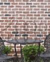 Wall Mockup Brick Wall Mockup Outdoor Furniture And Wall Etsy