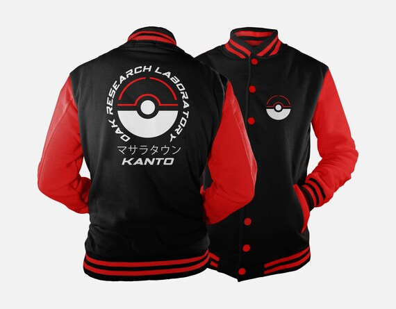 Oak Research Kanto Varsity Jacket