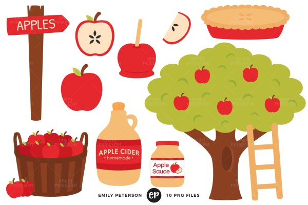 apple orchard clip art apples clipart