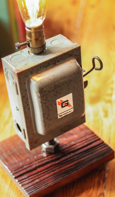 medium resolution of vintage fuse box data wiring diagram fuse box light vintage lighting rustic light edison bulb etsy