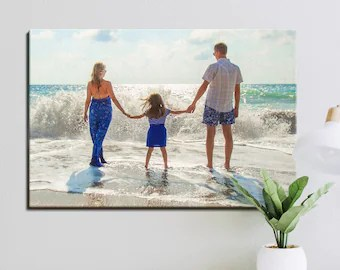 family canvas etsy