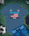 Usa T Shirt Support The Us National Team With This Awesome Etsy