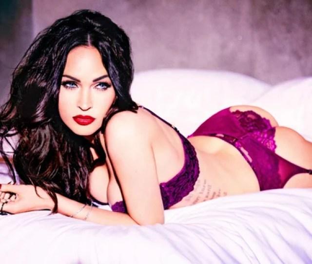 Megan Fox Sexy Movie Actress Poster Etsy