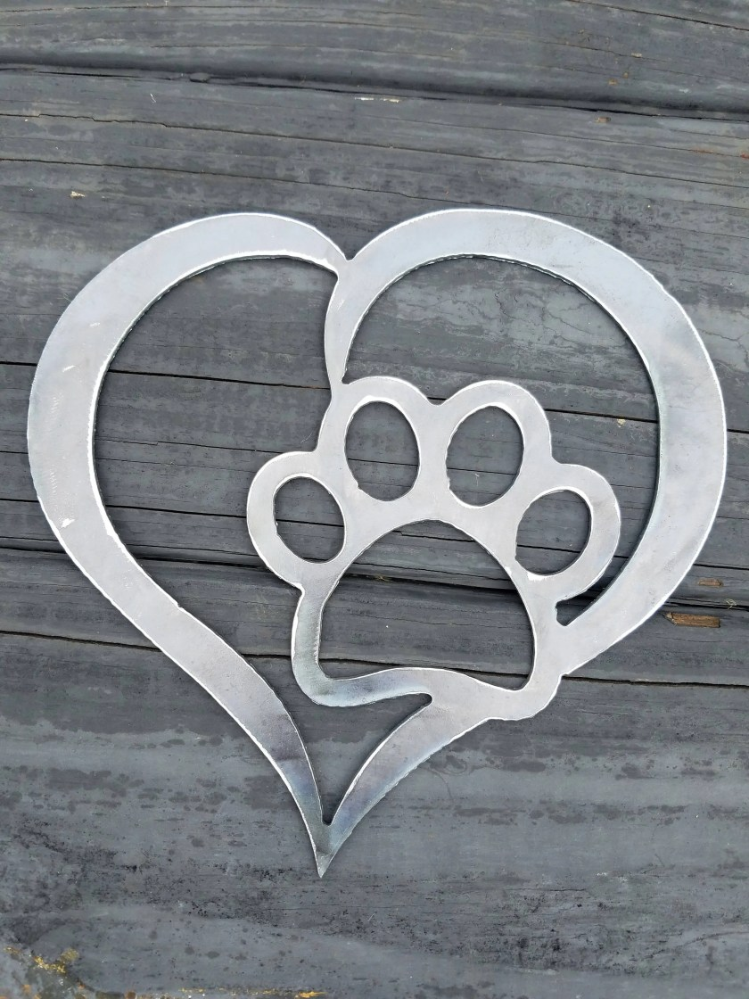 Heart Love Paw Dog Cat Pe...
