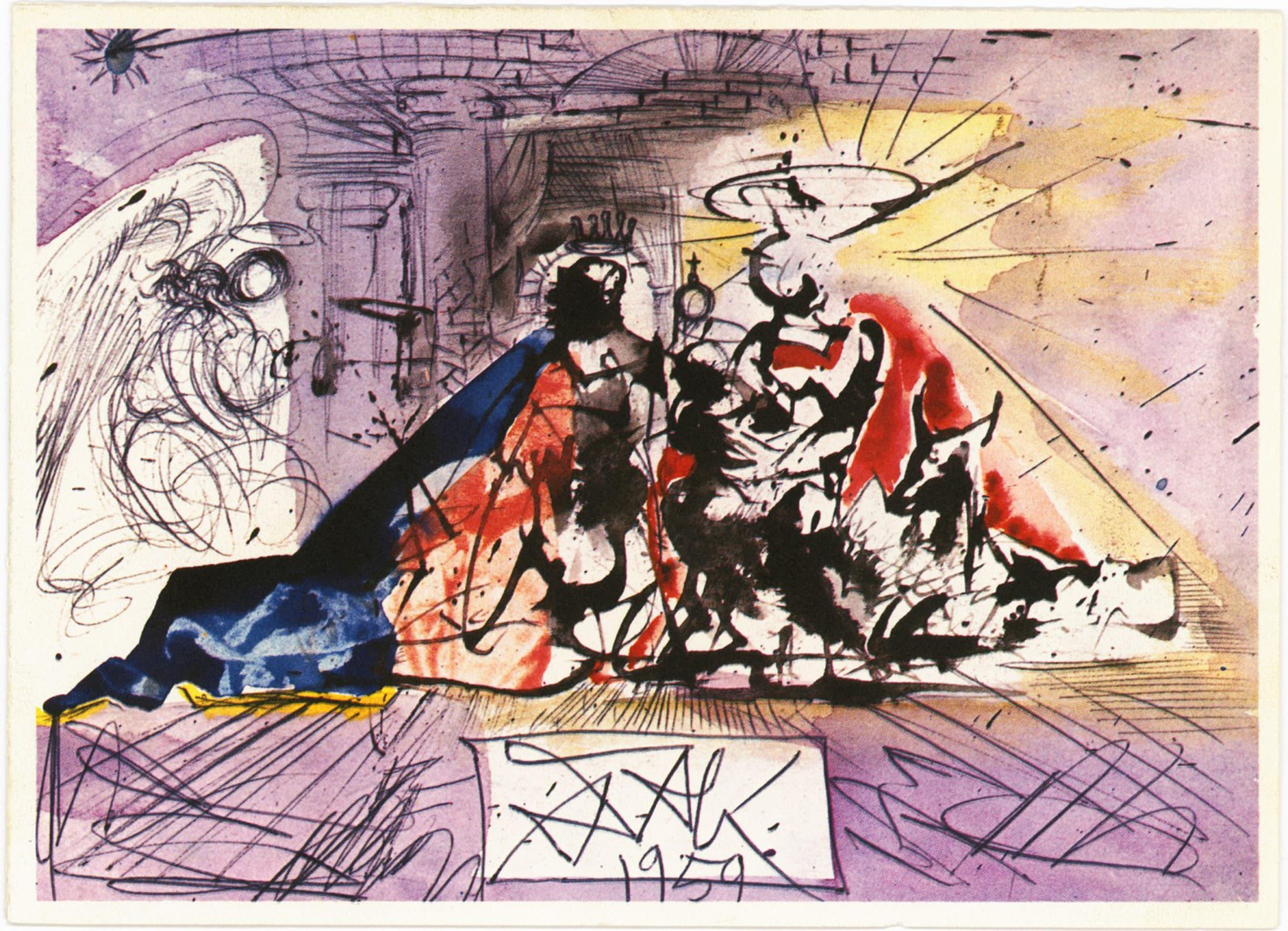 Print Printable Salvador Dali S The