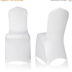 Universal Wedding Chair Covers Sale Old Blue Bay Hats On White Polyester Spandex Folding Cover Etsy Image 0
