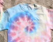 Airplane Mode - Tie Dye Sweatshirt (S)