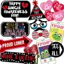 Anti Valentine S Day Photo Booth Props 34 Printable Etsy