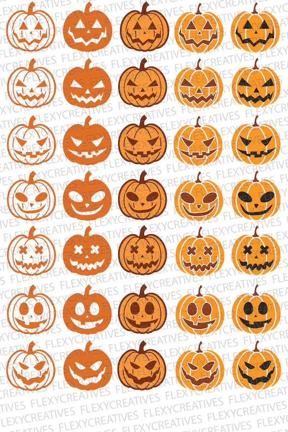 Jack O Lantern Face Svg : lantern, Pumpkin, Lantern, Halloween, Spooked