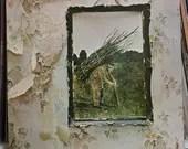 Led Zeppelin ZOSO Rock LP...