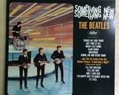 Rock LP The Beatles Somet...